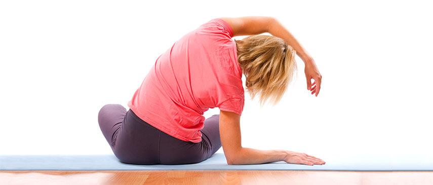 back-stretch