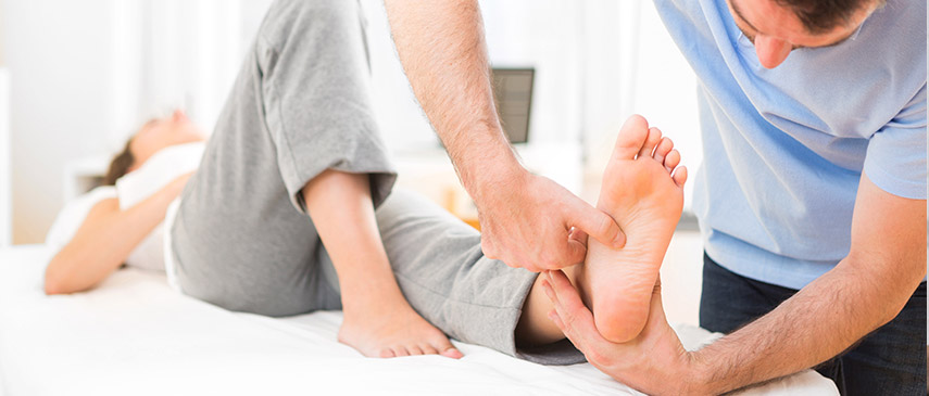 are your feet killing your back request physical therapy