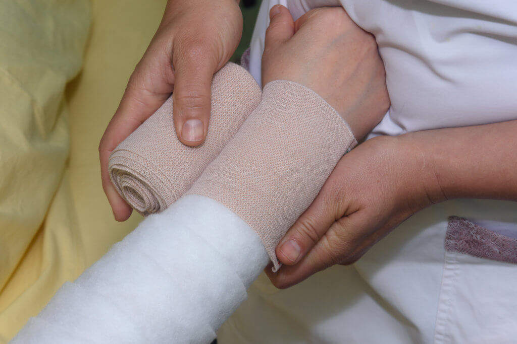 Lymphedema management